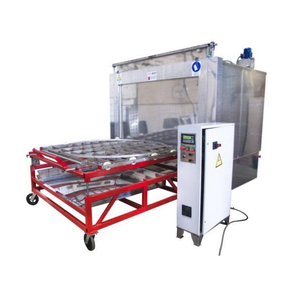 Установка для промышленной очистки деталей АМ 1500 BS