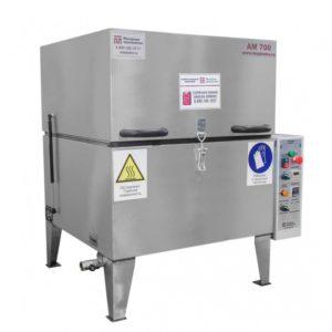 Автоматическая промывочная установка АМ 700 АК